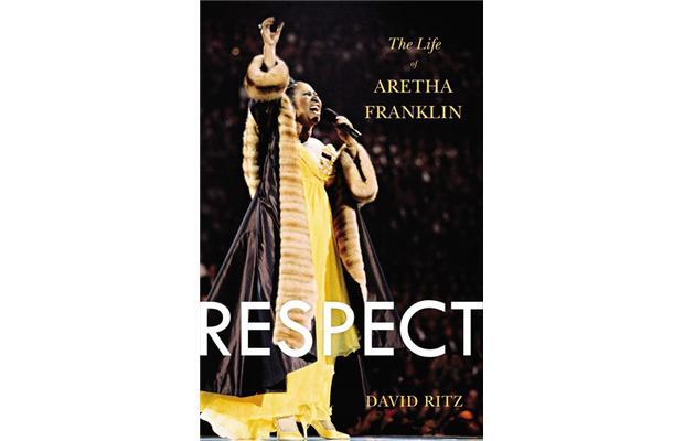 aretha respect - book cover