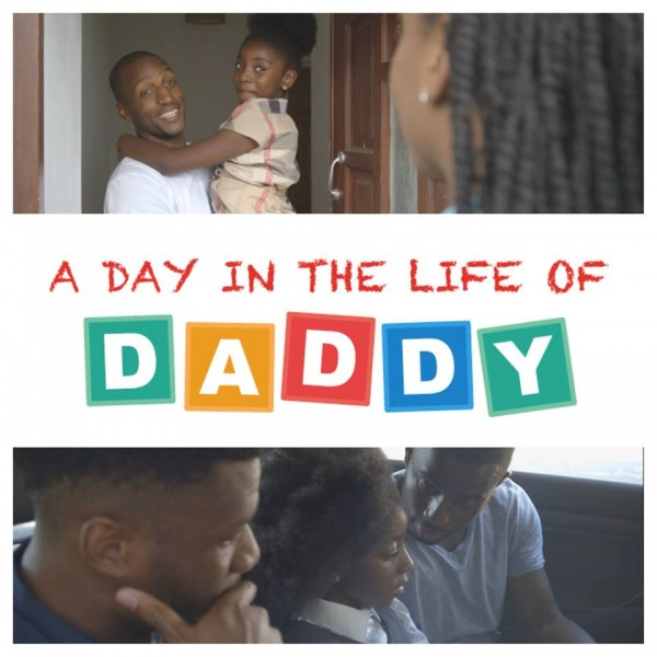 day in the life of daddy