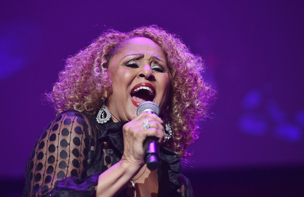 Singer Darlene Love performs at The 6th Annual Little Kids Rock Benefit presented by Guitar Center at the Hammerstein Ballroom on October 23, 2014 in New York City