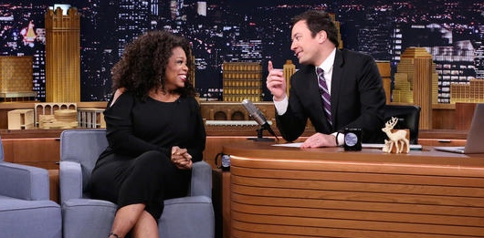 fallon oprah tonight show