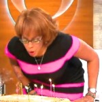 Gayle King Surprised with Birthday Cake on 'CBS This Morning' (Watch)