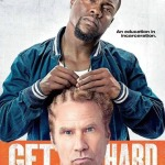 Kevin Hart Braids Will Ferrell's Hair in Official Poster for 'Get Hard' (LOOK)
