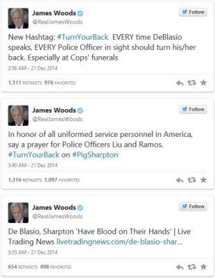 james woods tweets