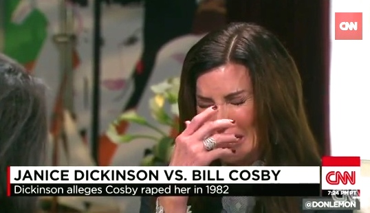 janice dickinson cnn