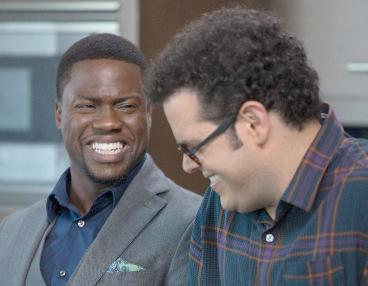 kevin hart & josh gad (the wedding ringer1)