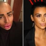 British Makeup Artist Spends $150K For Kim Kardashian Makeover (Look!)