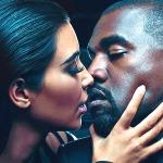 Kanye, Kim Front Balmain's New Menswear Campaign (Pics)