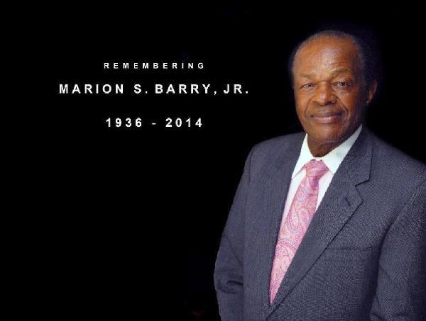 marion barry memorial photo