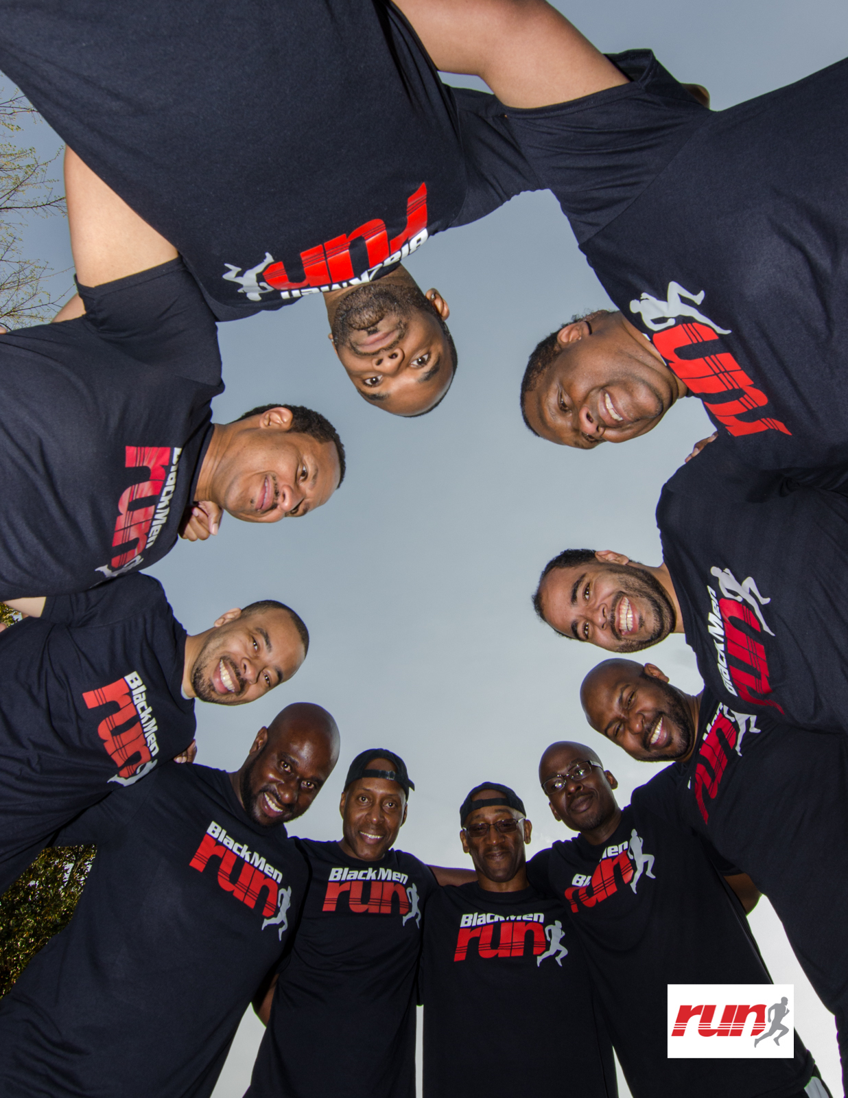 Black Men Run Launches the First Mobile Running/Fitness App Conceived, Designed and Developed by African Americans