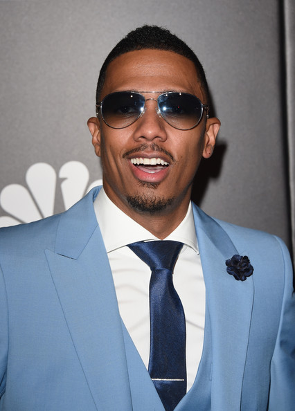 Host Nick Cannon attends the PEOPLE Magazine Awards at The Beverly Hilton Hotel on December 18, 2014 in Beverly Hills, California