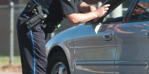 Florida Police Officer seems to create false probable cause for traffic stop
