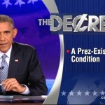 President Obama Takes Over 'The Colbert Report' (Watch)