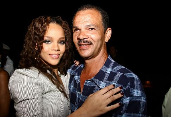 Rihanna's Drunken Father Ronald Fenty Thrown Out of Her Diamond Ball