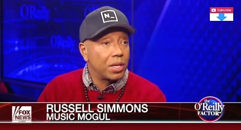 russell simmons o'reilly