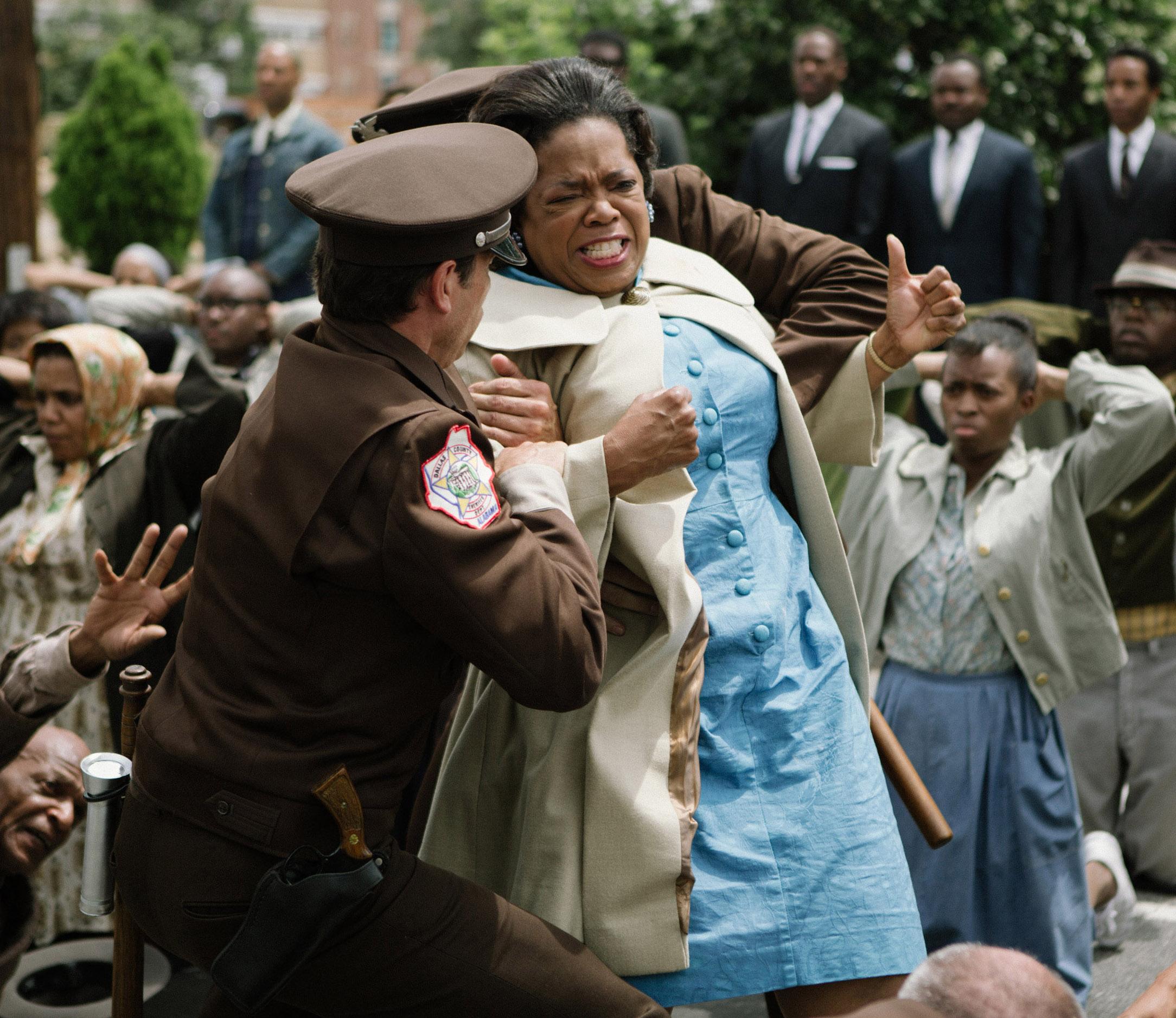 SELMA - 2014 FILM STILL - Oprah Winfrey