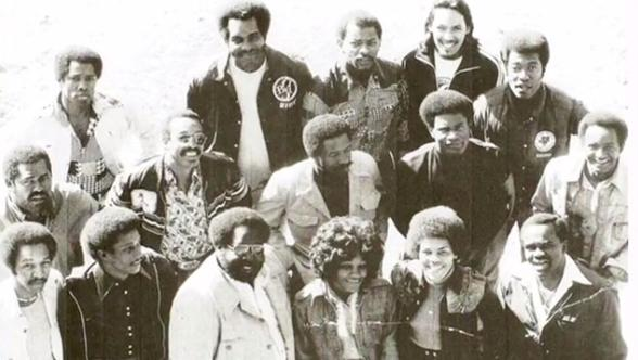 stuntmen - black stuntmen & women