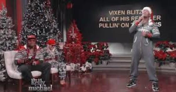 the rock michael kelly christmas