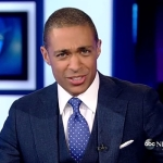 T.J. Holmes Officially Joins ABC News