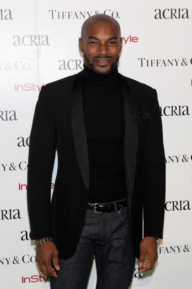 Model Tyson Beckford is 44