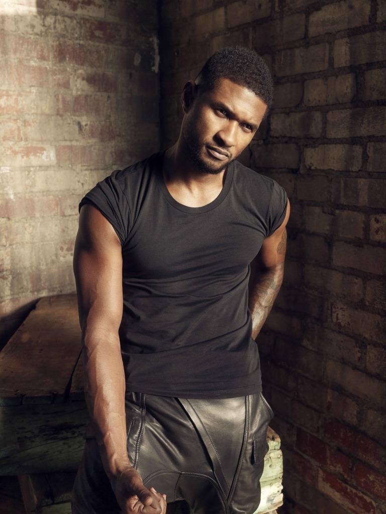 Usher, BET Honors 2015