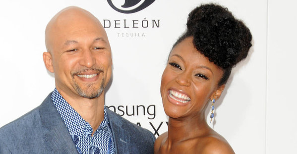 yaya dacosta and joshua bee alafia