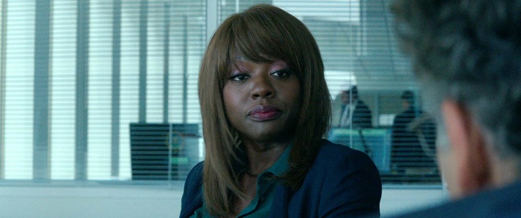 "Viola Davis in ""Blackhat"""