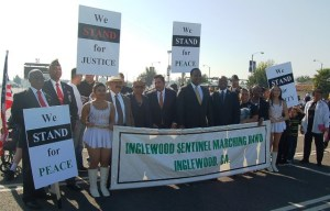City of Inglewood Elected Officials: Photo Credit, Ricky Richardson