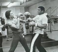 Kennedy and Ali