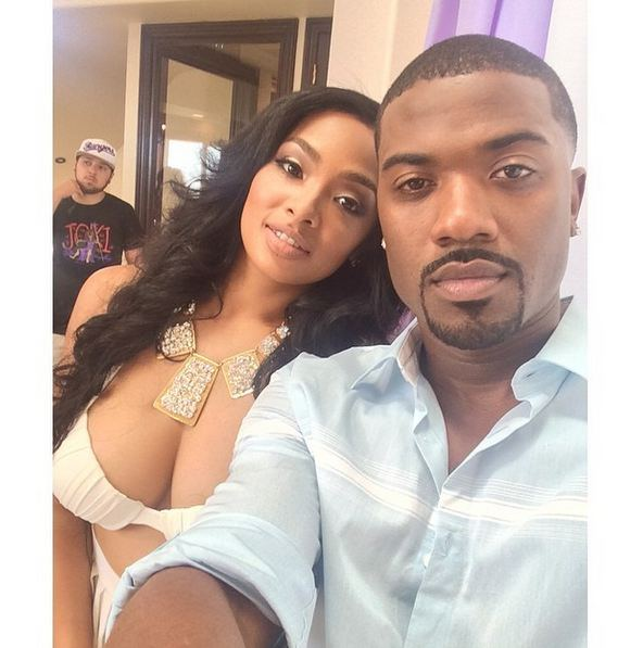 Image result for ray j and princess love