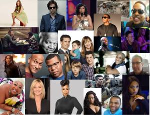 The Pulse of Entertainment, 2014 year in review in pictures. (Credit: Eunice Moseley)