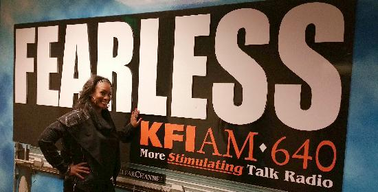 angie fisher at kfi