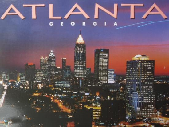 atlanta post card-flyer