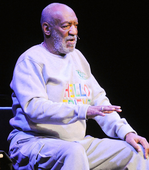 Actor Bill Cosby performs at the King Center for the Performing Arts on November 21, 2014 in Melbourne, Florida