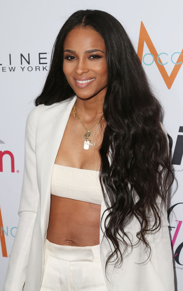 """Singer Ciara attends The DAILY FRONT ROW """"Fashion Los Angeles Awards"""" at the Sunset Tower Hotel on January 22, 2015 in West Hollywood, California"""