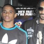 Snoop Dogg's Son Cordell Puts Football Over Weed, Other Son Makes Him a Granddad
