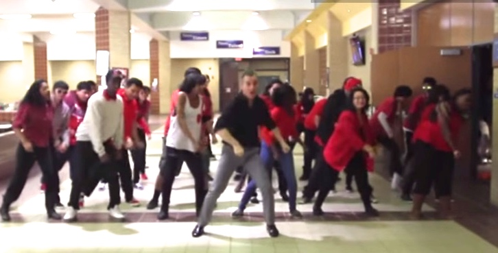 dallas school uptown funk