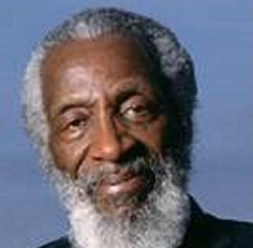 dick gregory (walk of fame)