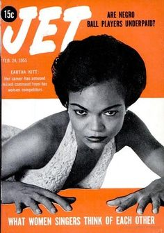 eartha kitt ebony