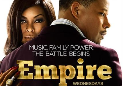 empire logo (with taraji & terrence)