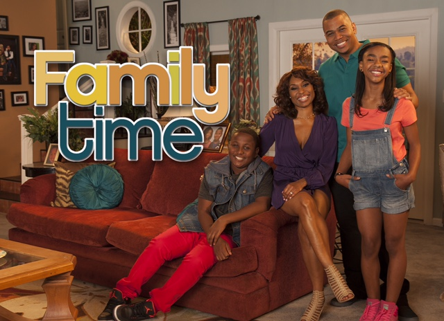 family time, bounce tv