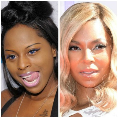 foxy brown, ashanti,