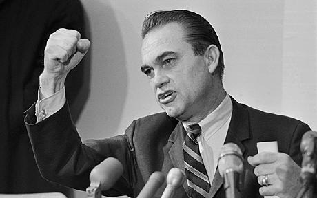 George Wallace on His Campaign Trail (Feb 19, 1968), Pittsburgh, PA