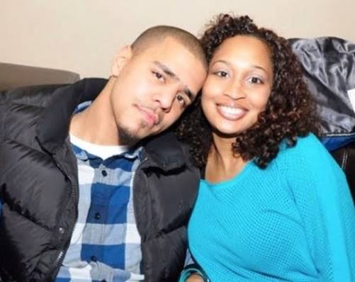 J Cole And His Wife J  Cole and Longterm