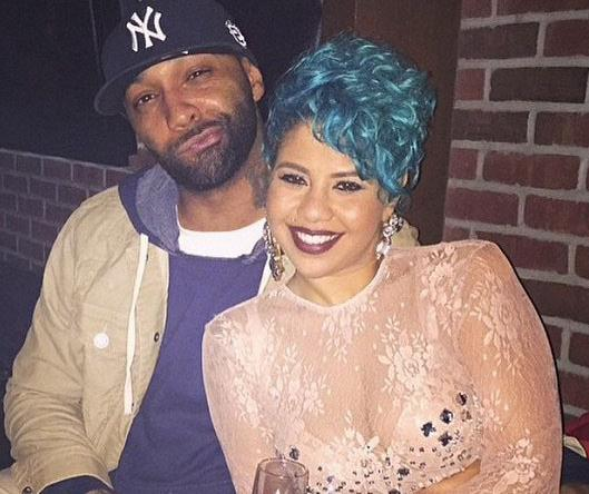 Who is joe budden currently dating