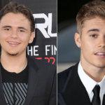 Prince Jackson Lives the High Life  While Hanging Out With Justin Bieber