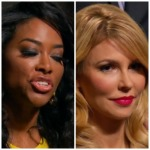 Kenya Moore Fires Shots at Brandi Glanville on 'Celebrity Apprentice' (Watch)