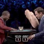Funny: Watch Kevin Hart & Jimmy Fallon Slap the Crap out of Each Other