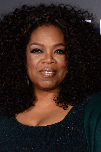 "Oprah Winfrey attends the ""Selma"" New York Premiere at Ziegfeld Theater on December 14, 2014 in New York City"