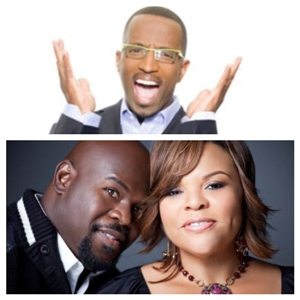 rickey smiley, david mann, tamela mann,