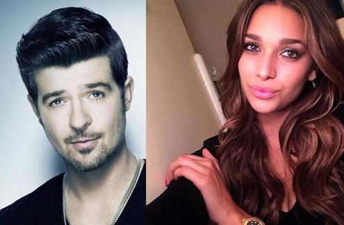 robin thicke & april love geary